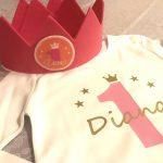 Der große Tag rückt näher - Dianas erster Geburtstag wird vorbereitet