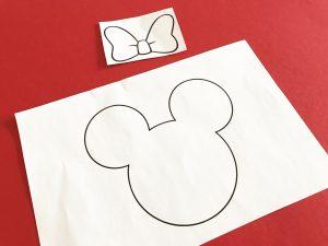 Diy Minnie Mouse Einladungskarten Eine Anleitung Fur Alle Disney Fans