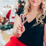Weihnachtsfotos mit Kind - Familienfotoshooting zuhause