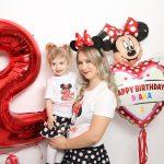 Minnie Maus Party - Dianas zweiter Geburtstag