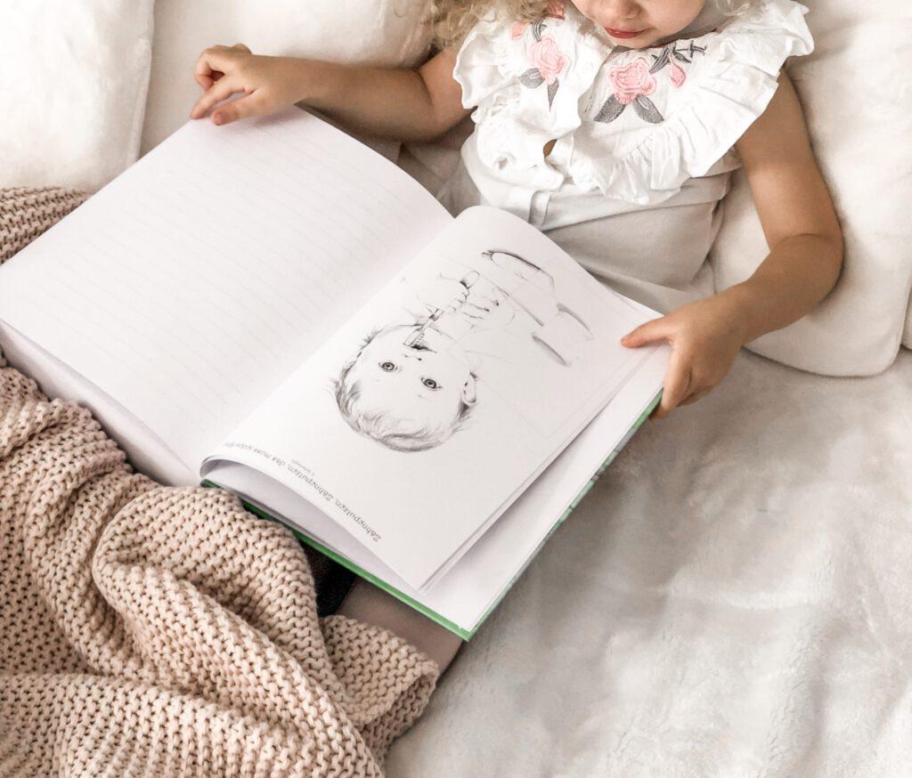 Erinnerungsbuch Kinderfotobuch Books of Memories